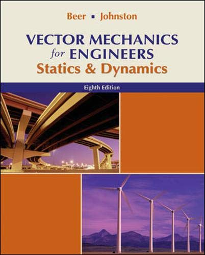 9780073212227: Vector Mechanics for Engineers: Statics and Dynamics