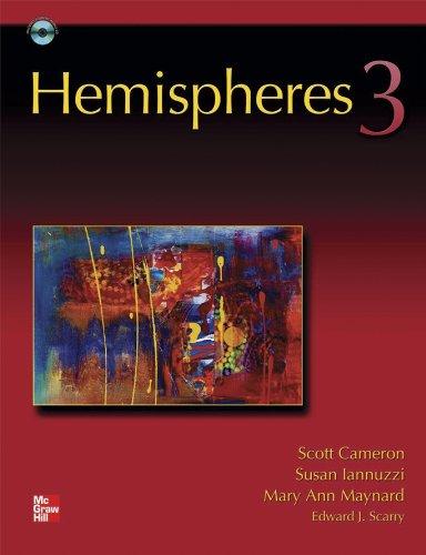 9780073213064: Hemispheres - Book 3 (Intermediate) - Audio CDs (2)