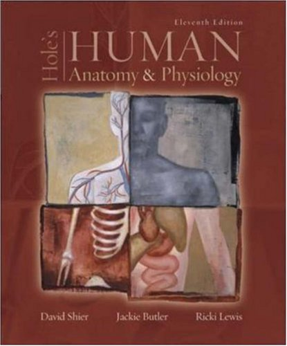 9780073213644: Hole's Human Anatomy and Physiology