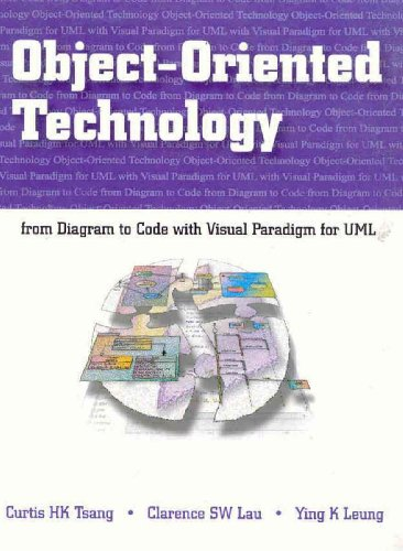 9780073214504: Object-Oriented Technology from Diagram to Code with Visual Paradigm for UML