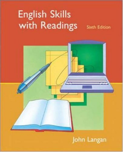 9780073215174: English Skills with Readings: Text, Student CD, OLC Bind-In Card