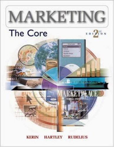 Marketing: The Core: Roger A. Kerin,