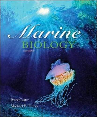 9780073215778: Marine Biology