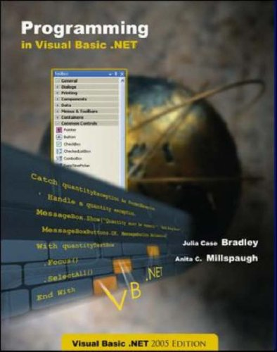 9780073215884: Programming in Visual Basic.NET 2005 Edition w/ Std CD