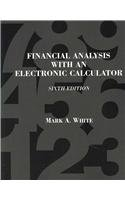 9780073217093: Financial Analysis with an Electronic Calculator