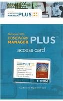 9780073218465: Homework Manager Plus (Access Card) to accompany Fundamental Financial Accounting Concepts (Mcgraw Hill's Homework Manager Plus)