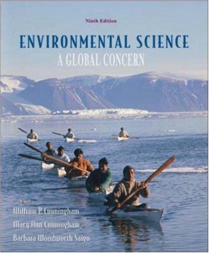 9780073218816: Environmental Science: A Global Concern w/ARIS bind in card
