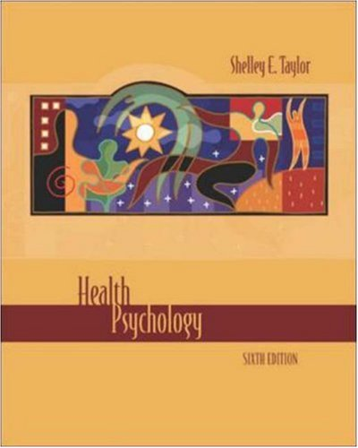 9780073219462: Health Psychology with PowerWeb