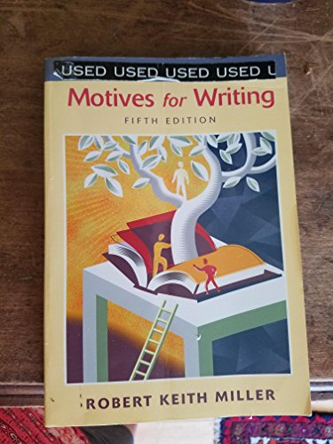 9780073220703: Motives for Writing 5th edition