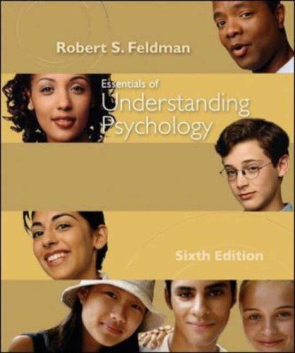 9780073221496: Essentials of Understanding Psychology with PsychInteractive CD-ROM v 2.0 & PowerWeb