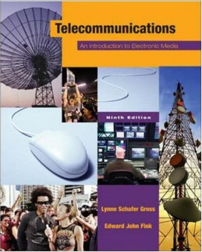 9780073221588: Telecommunications: An Introduction to Electronic Media with PowerWeb