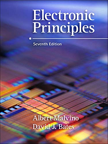 Electronic Principles with Simulation CD: Malvino Dr., Albert