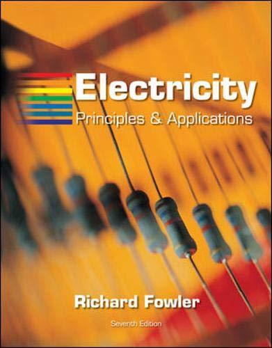 9780073222790: Electricity: Principles and Applications with Simulation CD-ROM