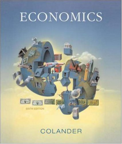 9780073222974: Economics (6th Edition)