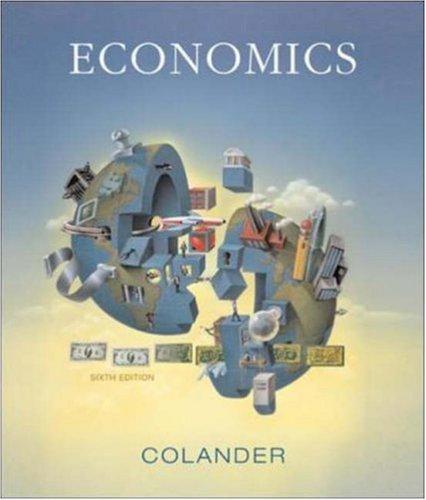 9780073222974: Economics (6th Edition)