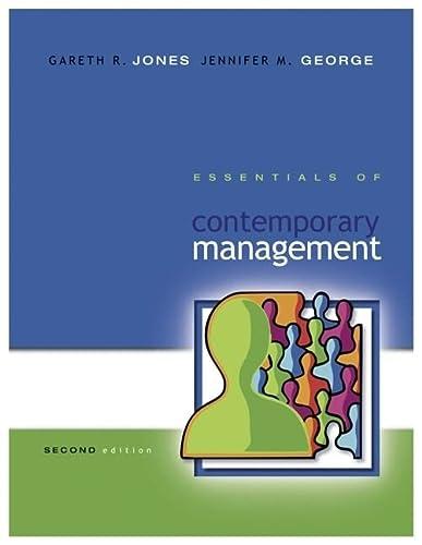 9780073223575: Essentials of Contemporary Management