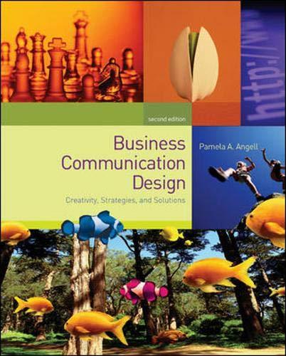 9780073223582: Business Communication Design & OLC Premium Content Card
