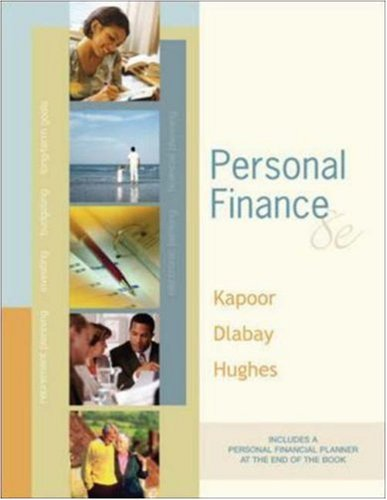 Personal Finance: Les R. Dlabay;