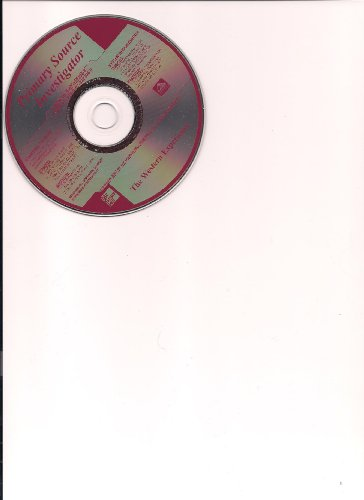9780073223940: Primary Source Investigator: CD-ROM to Accompany the Text (The Western Experience)