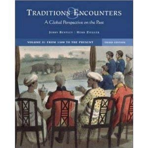 9780073224138: Traditions & Encounters A Global Perspective on the Past