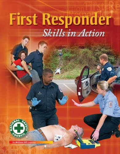 9780073224732: First Responder Skills in Action [With First Responder Pocket Guide and 2 DVDs]