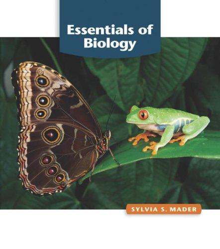 9780073224794: Essentials of Biology