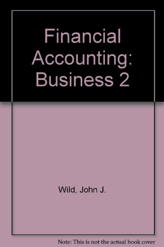 9780073225524: Financial Accounting: Business 2