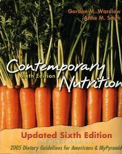 9780073225807: Contemporary Nutrition