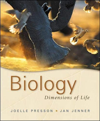 9780073227368: Biology: Dimensions of Life