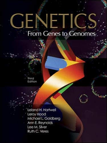 9780073227382: Genetics: From Genes to Genomes