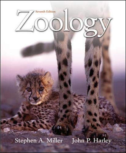 Zoology, 7th: Miller, Stephen A.;
