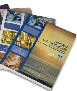 9780073228341: Student Lab Notebook with Spiral Binding (100 Carbonless Duplicate Sets)