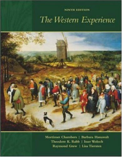 9780073228907: The Western Experience, with Primary Source Investigator and PowerWeb