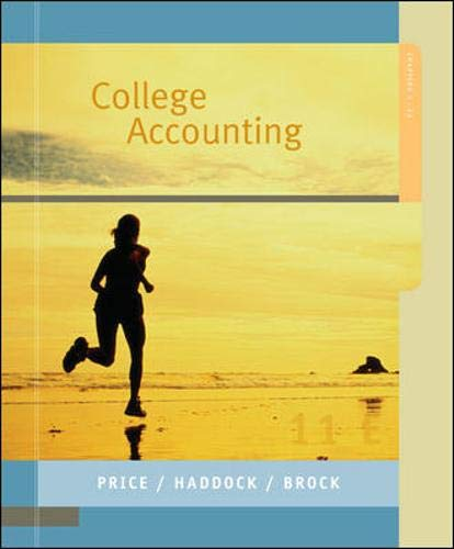 9780073229379: MP College Accounting 1-25 w/Home Depot AR (Chapters 1-25)