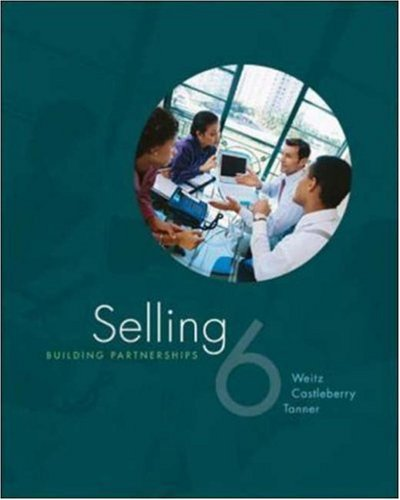 Selling: Building Partnerships w/ ACT! Express CD: Barton A Weitz,
