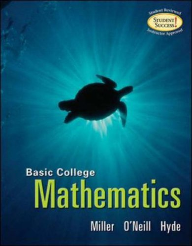 9780073229706: MP Basic College Mathematics (softcover)