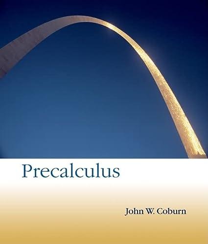 9780073229812: Precalculus
