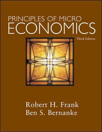9780073230603: Principles of Microeconomics + DiscoverEcon code card