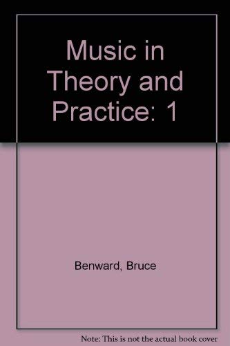 9780073240701: Music in Theory and Practice
