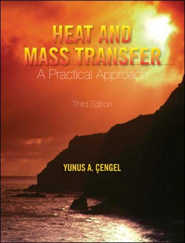 9780073250359: Heat and Mass Transfer: A Practical Approach w/ EES CD