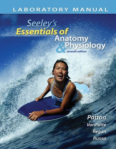 9780073250625: Laboratory Manual Essentials of Anatomy and Physiology