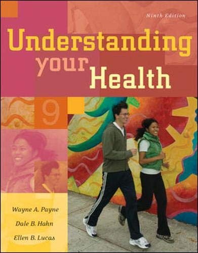 9780073252056: Understanding Your Health with Online Learning Center Bind-in Card