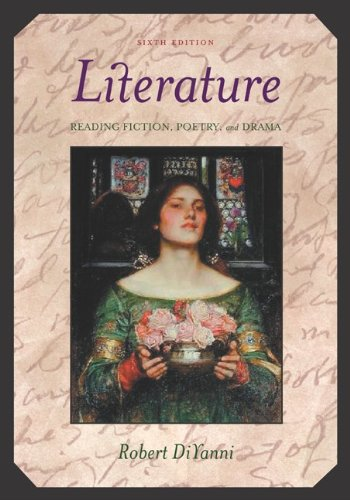 exploring literature writing thinking about fiction poetry drama the essay
