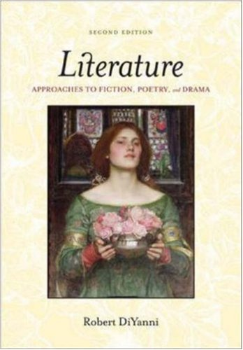 9780073252124: Literature: Approaches to Fiction, Poetry, and Drama