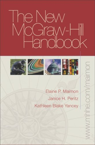 New McGraw-Hill Handbook (paperback) with Student Access: Elaine Maimon, Janice