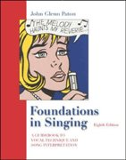 9780073252285: Title: FOUNDATIONS IN SING.-W/KEYBRD.