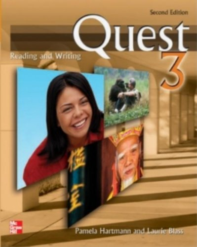 9780073253039: Quest Level 3 Reading and Writing Student Book