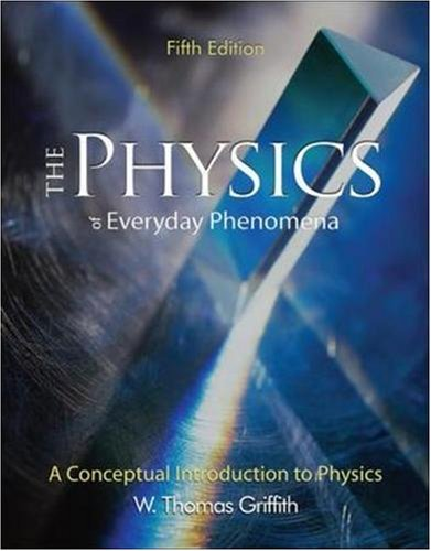 9780073253152: Physics of Everyday Phenomena