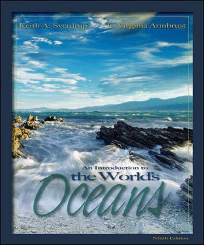 9780073254838: An Introduction to the World's Oceans