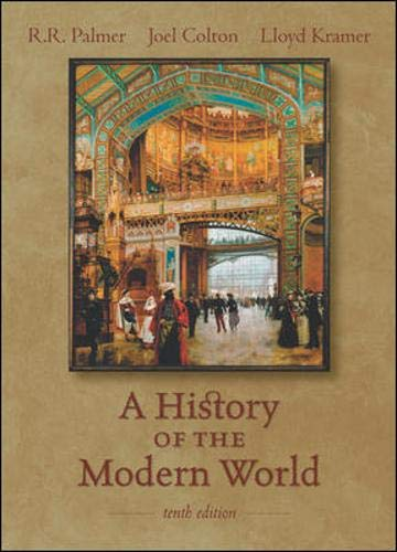 9780073255002: A History of the Modern World, with PowerWeb